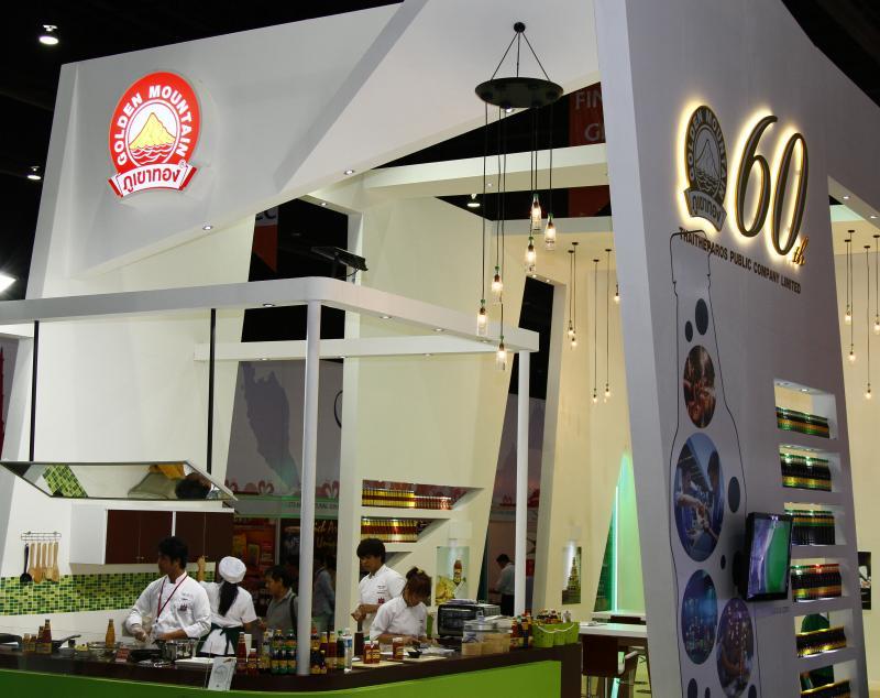ไทยเทพรสอวดโฉมผลิตภัณฑ์ไทยมาตรฐานสากล ในงาน THAIFEX 2014
